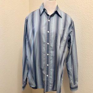 Lucky Brand Long Sleeve Button Down Shirt
